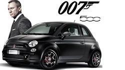 También se atreve con un Fiat 500