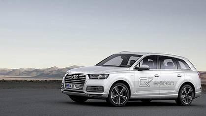 Audi desvela su futuro eléctrico