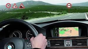 Multas por usar el GPS en el coche