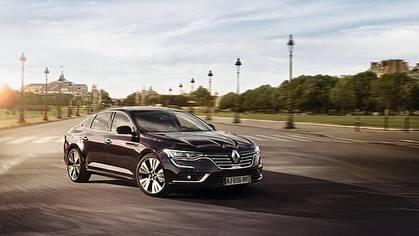 Al volante del nuevo Renault Talisman