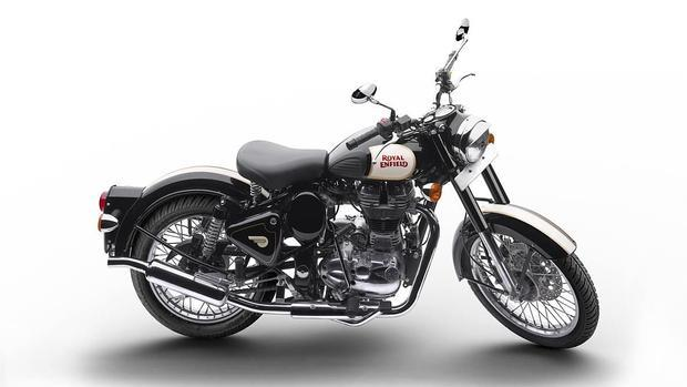 Motos Royal Enfield -  Lo retro está de moda