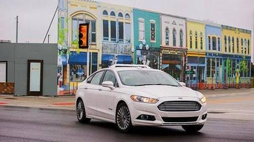 Ford ya realiza pruebas en carreteras abiertas de conducción autónoma