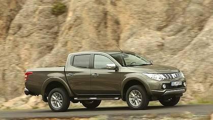 Mitsubishi L200: las camionetas están de moda