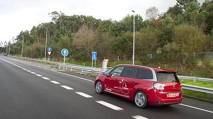 El coche autónomo de PSA completa 3.000 km entre Vigo, Madrid y París