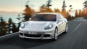 Porsche Panamera S E-Hybrid, sobresaliente