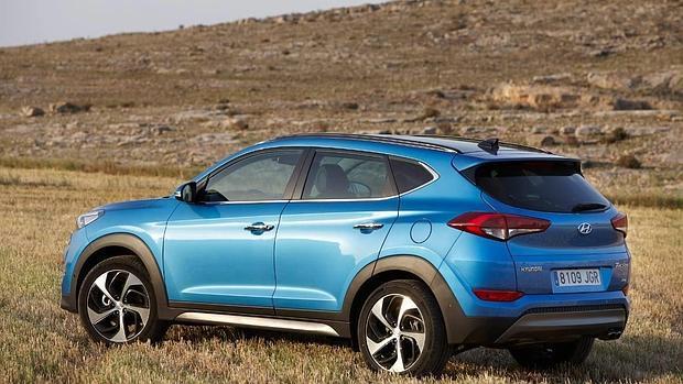 Hyundai Tucson es elegido «Mejor coche del año ABC 2016» e59a8e6d02