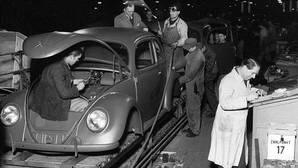 Se cumplen 70 años del primer VW Beetle