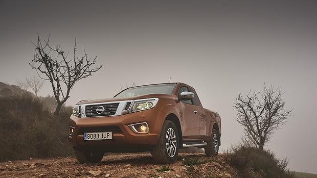 Primer contacto con el Nissan NP 300 Navara