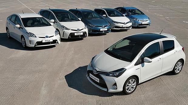 coches híbridos: los híbridos: una buena opción para el urbanita