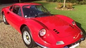 Subastan 35 Ferraris clásicos valorados en más de 3,4 millones de euros