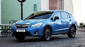 Subaru pone al día el XV