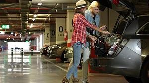 Con nuestra pareja, no sabemos compartir el coche