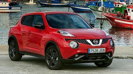 El pequeño Nissan Juke admite miles de configuraciones