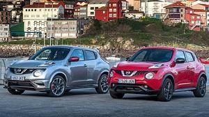 Los Nissan Juke se pueden personalizar con miles de opciones