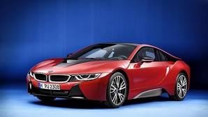 BMW i8 Protonic Red Edition, aún más exclusivo