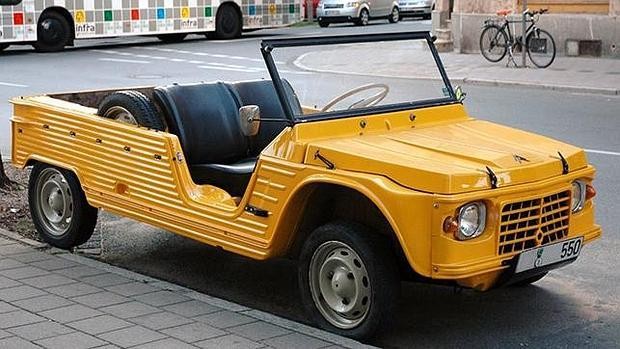 Los coches de ocasi n m s retro for Motoazadas de ocasion