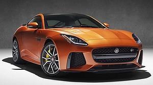 Ya se puede comprar el nuevo Jaguar F-TYPE SVR desde 158.600 euros