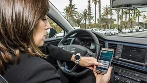 El coche conectado, estrella del Mobile World Congress