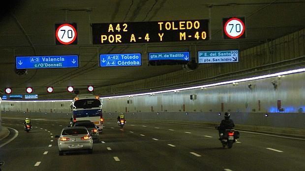 Consejos conducir túneles:  Ten en cuenta esto cuando cruces túneles