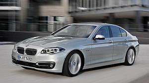 La Serie 5 de BMW bate récords