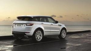Range Rover Evoque, con nuevos motores Ingenium más eficientes