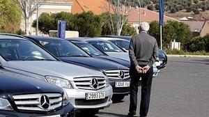 El renting de coche lleva un aumento del 14% este año