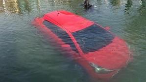 Acaba sumergida en un puerto siguiendo el GPS del coche
