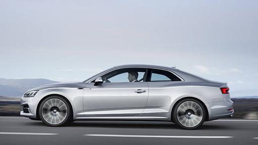 El nuevo Audi A5 es más estilizado