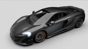 Vendidas las 25 unidades de la serie especial del McLaren 675LT Spider