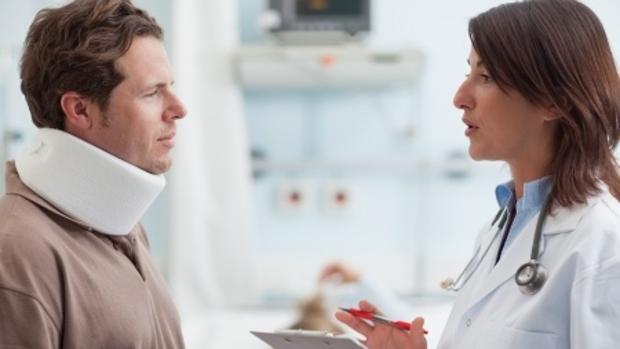 Latigazo cervical por 2020 indemnizacion