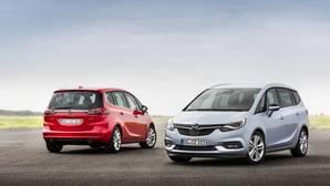 Más deportividad y confort para el nuevo Opel Zafira