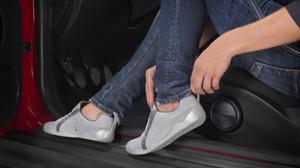 Y el mejor calzado para conducir es...
