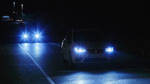 Conducir de noche sin sustos