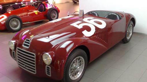 El Ferrari 125 S, el primero de la historia