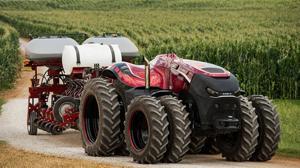 Así serán los tractores del futuro
