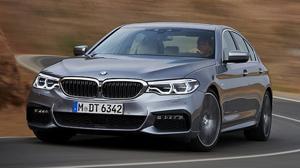 Llega la esperada Serie 5 de BMW
