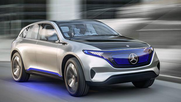Generation EQ, lo último de Mercedes
