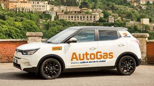 Repsol y SsangYong apuestan por el Autogas