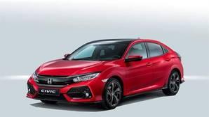 Máxima seguridad para el nuevo Honda Civic