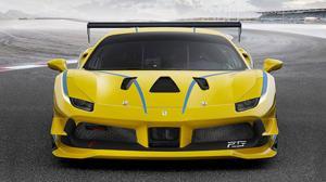 Nuevo Ferrari 488 Challenge