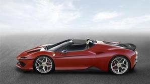 Ferrari J50: no hay más que 10