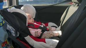 Estos son los 5 fallos más habituales al usar sillitas infantiles en el coche