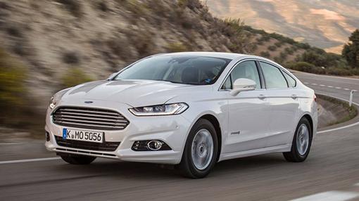 Ford Mondeo Hybrid, el comienzo de la movilidad sostenible