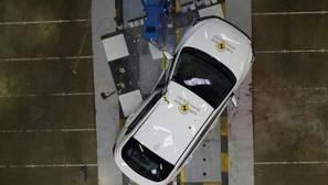 Los más seguros de 2016: once coches logran las 5 estrellas EuroNcap