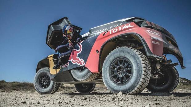 Estos son los coches que se batirán en el Dakar 3008%20dkr-k2jC--620x349@abc