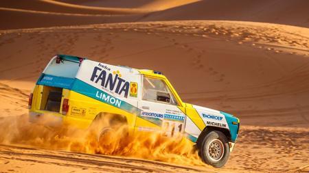 Estos son los coches que se batirán en el Dakar Nissan%20Patrol-k2jC--450x253@abc