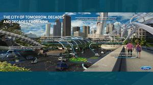 La ciudad del futuro de Ford tendrá una movilidad sostenible