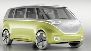 I.D. BUZZ, el segundo Volkswagen del futuro