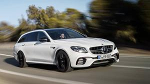 Los nuevos Mercedes AMG E 63 4MATIC+ llegan con 571 o 712 caballos
