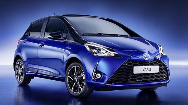 Nueva gama Toyota Yaris